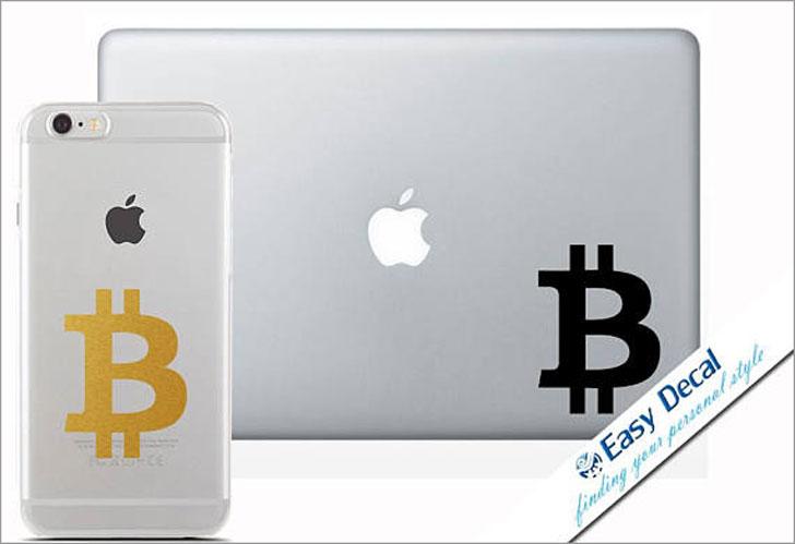 Bitcoin Decals