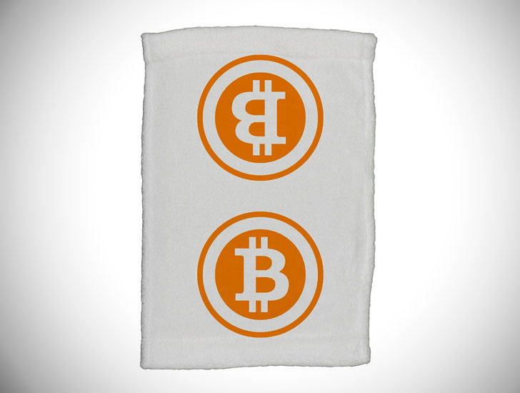 Bitcoin Hand Towels