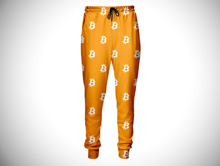 Bitcoin Jogger Pants