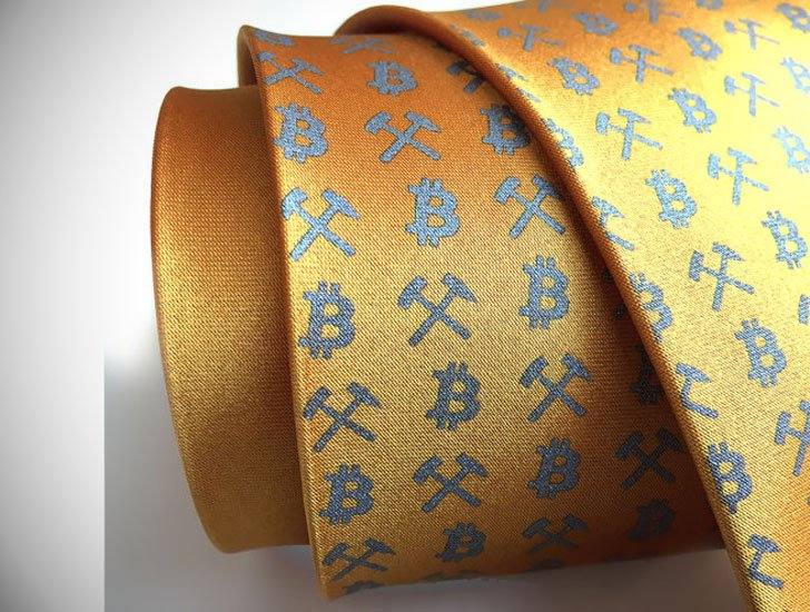 Bitcoin Neckties
