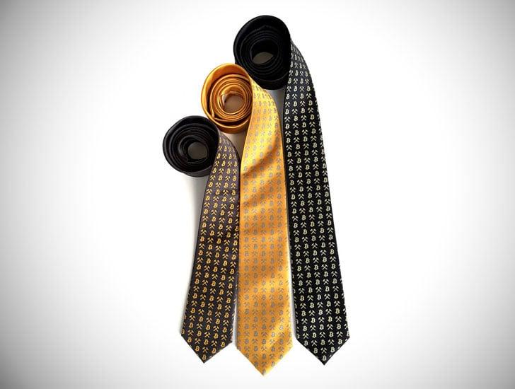 Bitcoin Neckties