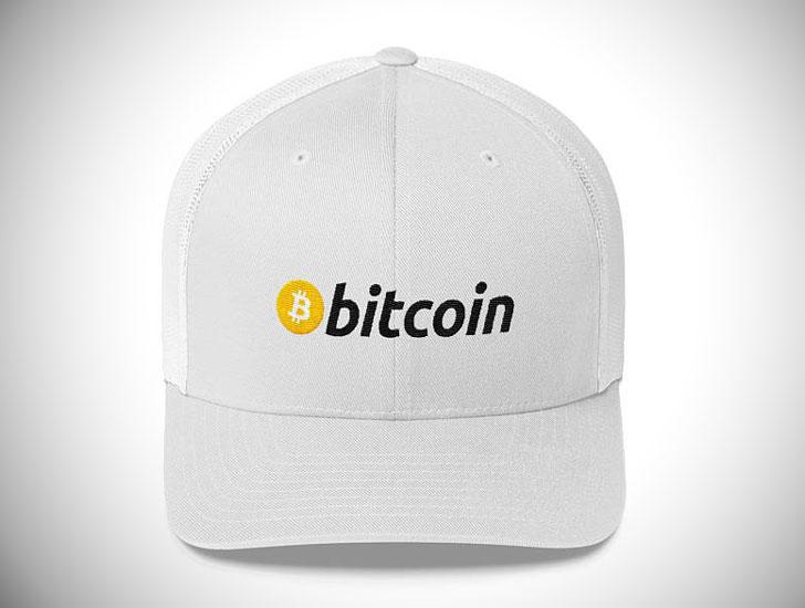 Bitcoin Truckers Caps