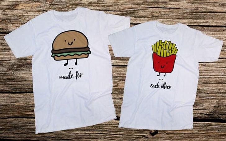 Burger & Fries T-shirts