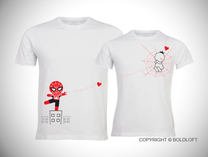72ec0675ea Couples Shirts | Cute and Funny Matching His and Hers T-Shirts