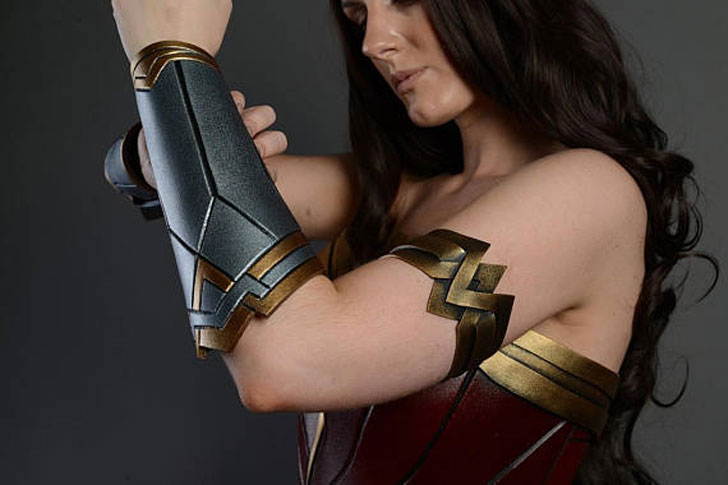Complete Customer Made Wonder Women Cosplay Costume