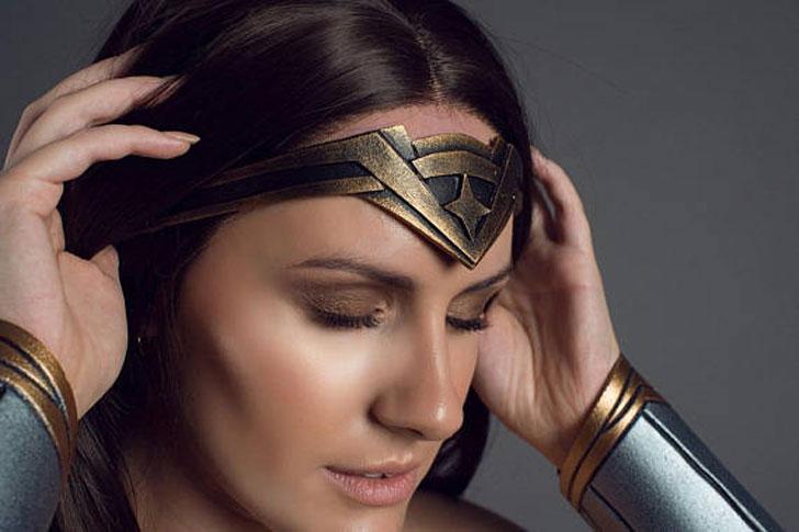 Complete Customer Made Wonder Women Cosplay Costume