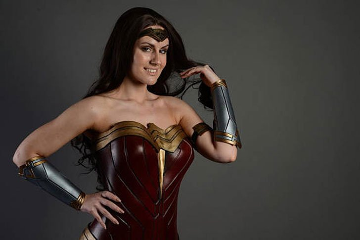 Complete Customer Made Wonder Women Cosplay Costume - Cosplay Ideas For Girls