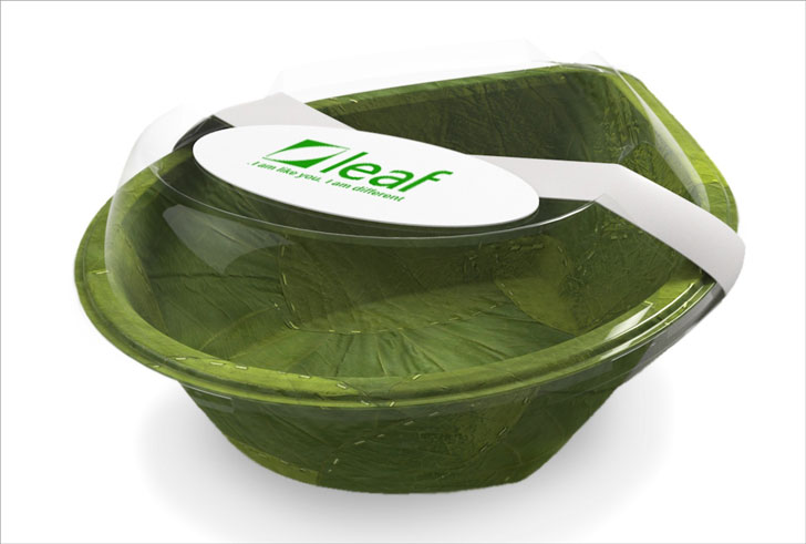Disposable Leaf Plates