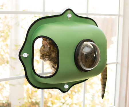 EZ Mount Window Cat Bed