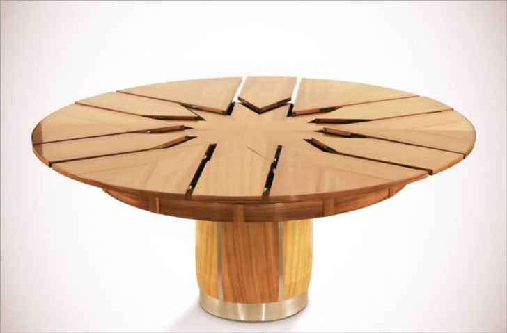 Fletcher Capstan Table