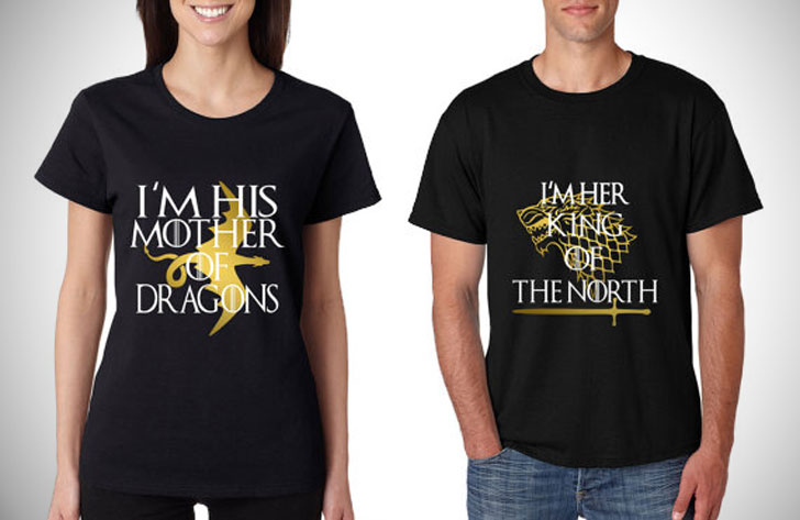 f4a10fefd24 Couples Shirts | Cute and Funny Matching His and Hers T-Shirts