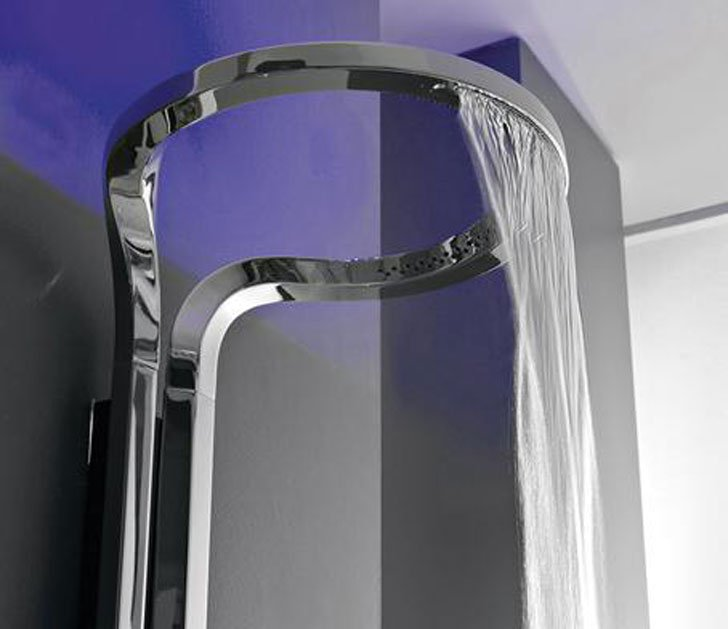 Graff Ametis Ring Showerhead