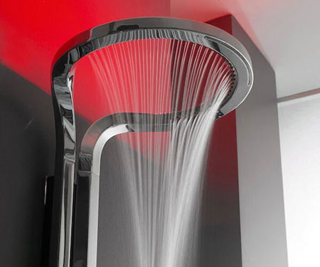 Graff Ametis Ring Showerhead