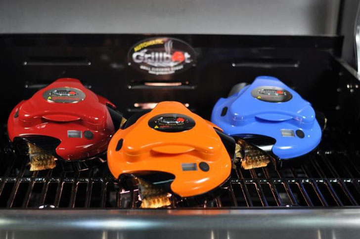 Grillbot Grill Cleaning Robot