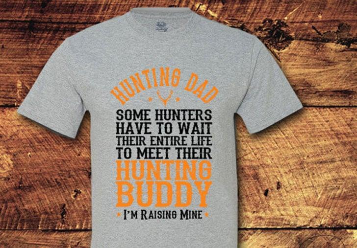 Hunting Dad T-Shirt