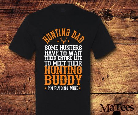 Hunting Dad T-Shirt
