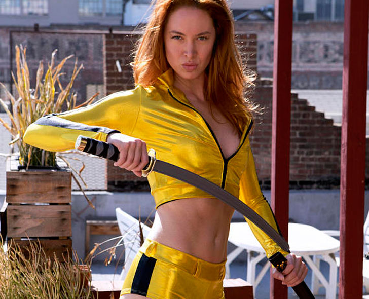 Kill Bill Cosplay Costume - Cosplay Ideas For Girls