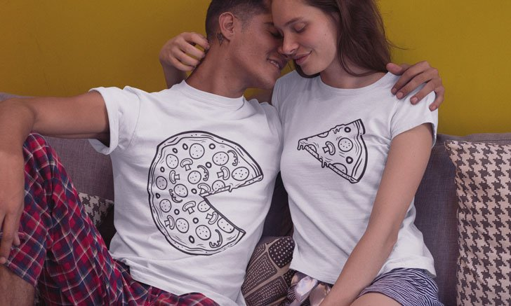 Matching Couples Shirts