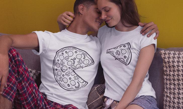 Matching Couples Shirts