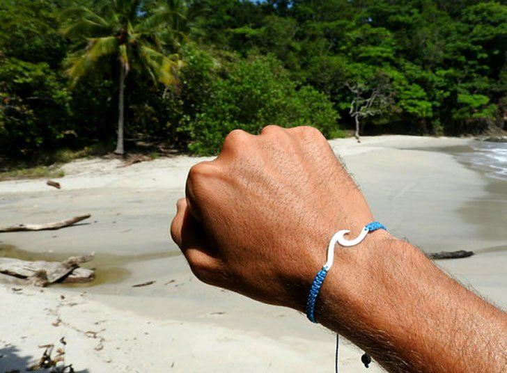 Men S Beach Surf Bracelet