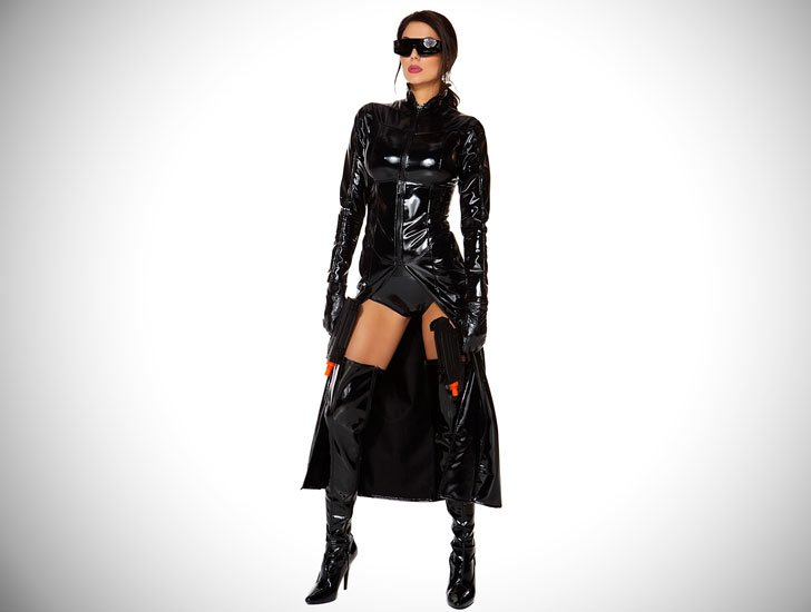 Reloaded 4-piece Fantasy Costume