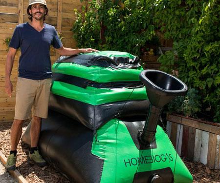 Renewable Energy Composting System