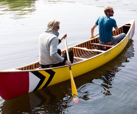 Sanborn Prospector Canoe