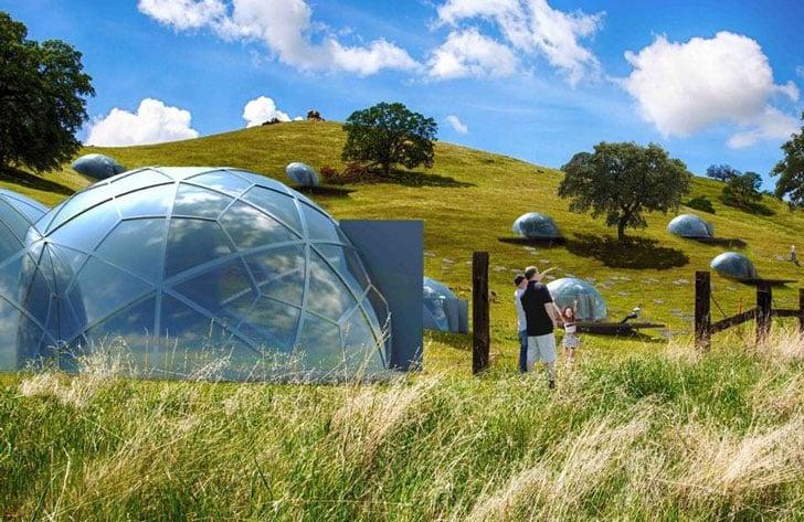 Smart Domes