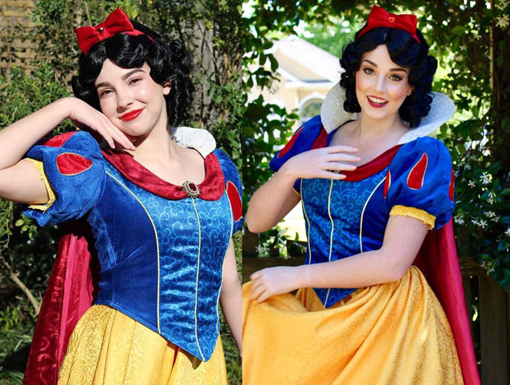Snow White Cosplay Costume