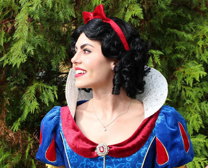 Snow White Cosplay Costume - Cosplay Ideas For Girls
