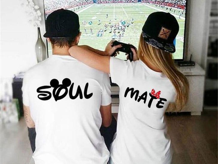 Soul Mate Tees