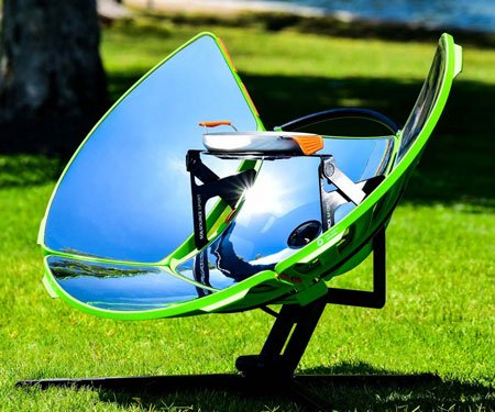 SoulSource Solar Powered Cooker