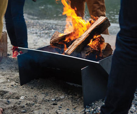 Stahl Portable Fire Pits