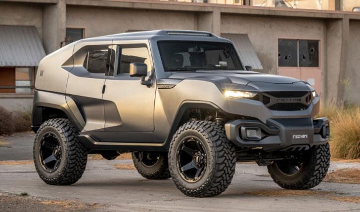 Tactical Urban Vehicle