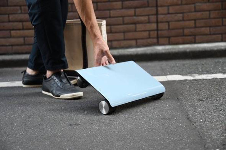 The Laptop-Sized Walk Car