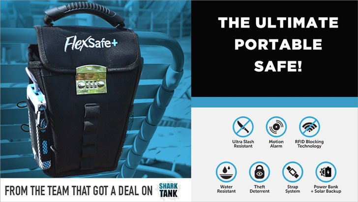 The Ultimate Portable Safe