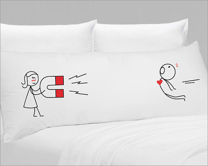 You're Irresistible Body Pillow Cover