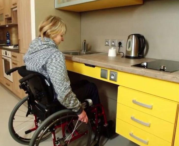 Adjustable Kitchen Units