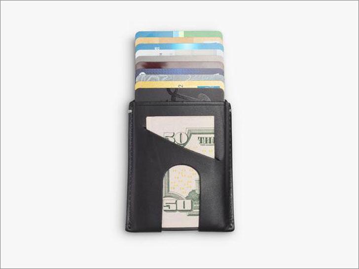 Anson Calder Minimalist Lifestyle Wallets