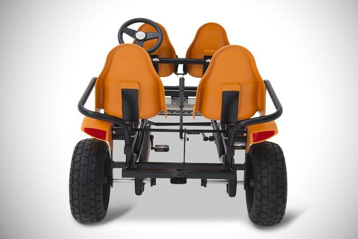 Berg 4-Seater Family Go-Kart