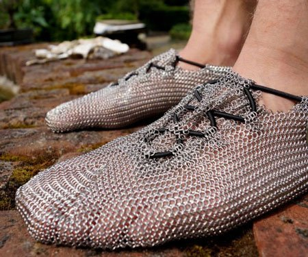 Chainmail Socks