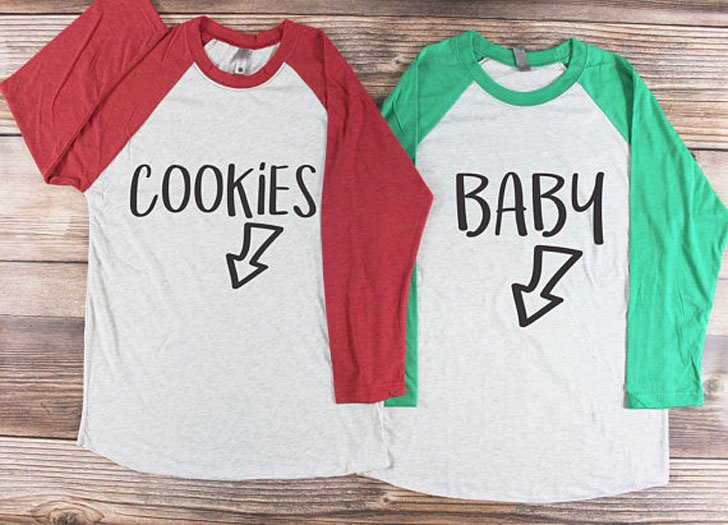 fd98af2a81414 40 Greatest Pregnancy Announcement Shirts of All Time!