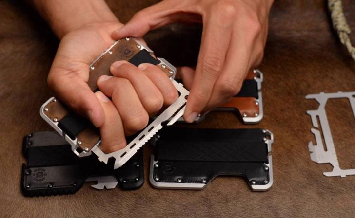 Dango Tactical Multi-Tool Wallet - Cool Wallets