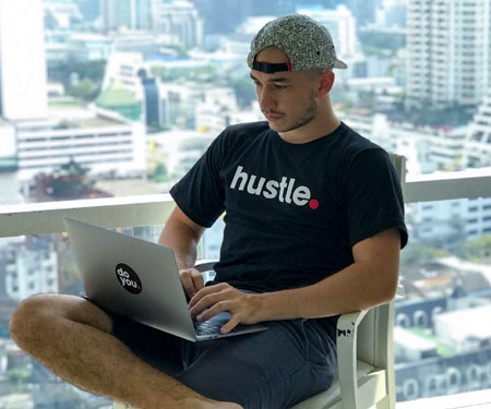 Entrepreneurs Hustle T-Shirt