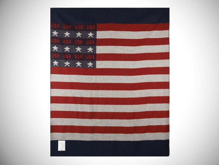 Freedom Throw Blanket