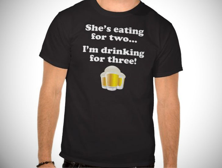 I'm Drinking For Three T-Shirt