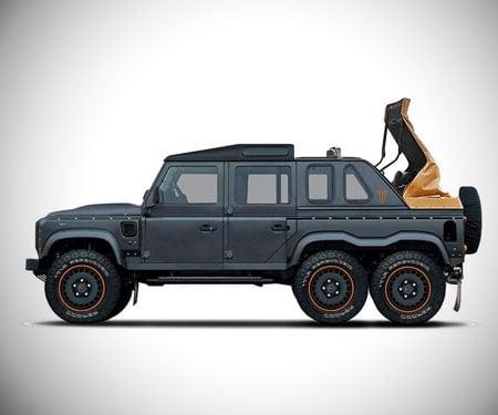 Land Rover Defender Flying Huntsman 6×6 Soft Top