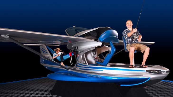 MVP Aero Light Sport Amphibian