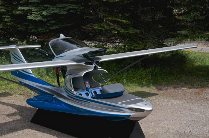 MVP Aero Light Sport Amphibian