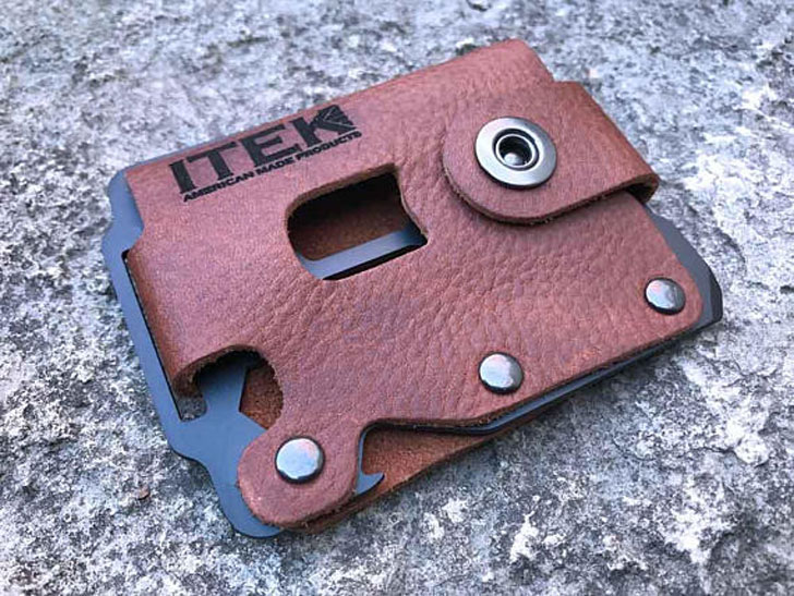Men's ITEK Kodiak Multi-Tool Wallet